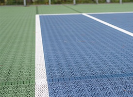 Royal Boden Shop - Bergo Tennis Tile